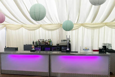 Fully Managed Bar LED Lit
